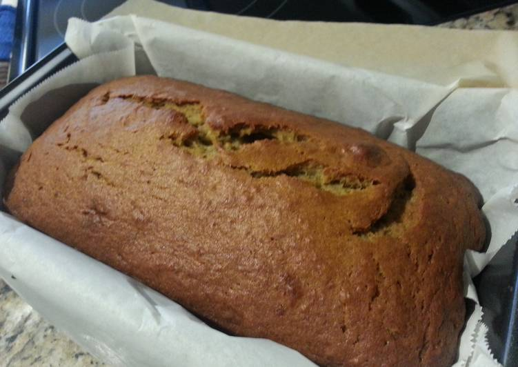 How to Prepare Delicious Moist Banana Bread