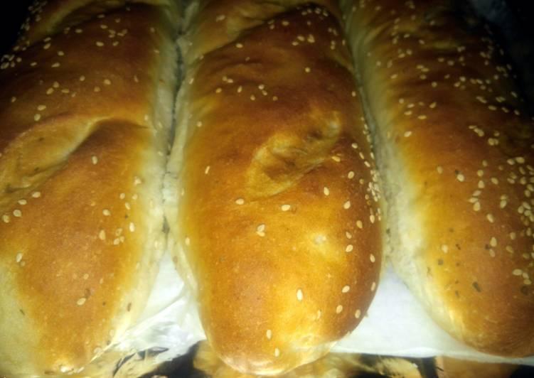 LuBella's Flavored Seasoning Italian Bread From Scratch