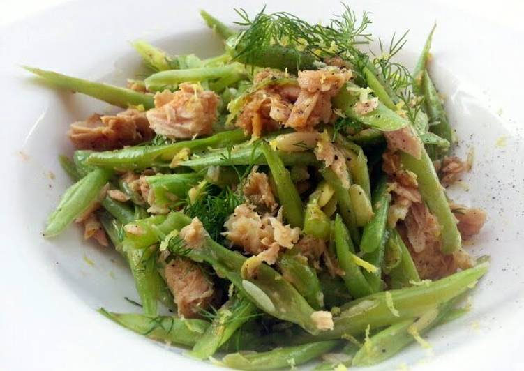 How to Prepare Award-winning Green Bean With Tuna