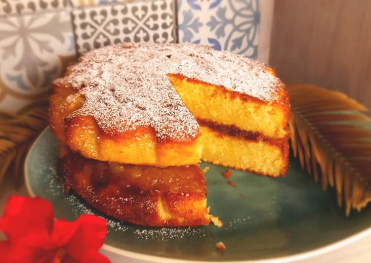 Torta Maria Luisa - Kolumbianischer Kuchen