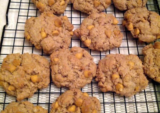 Easiest Way to Prepare Good Oatmeal butterscotch cookies