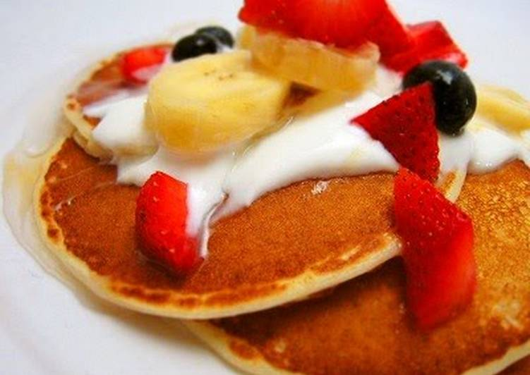 Easy Ricotta Cheese Pancakes