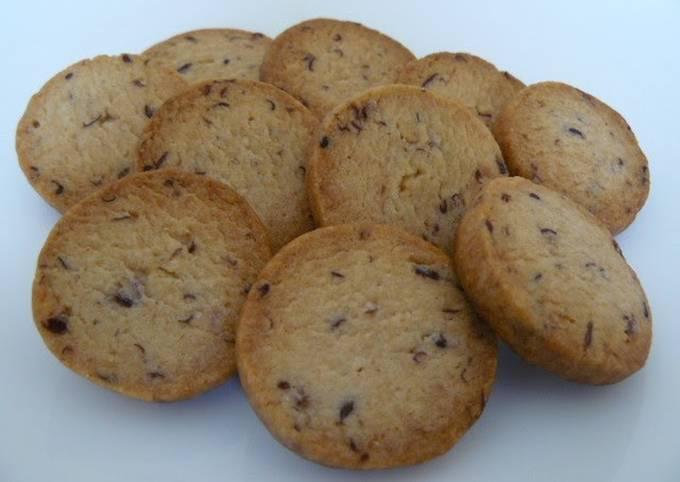 Crunchy Adzuki Cookies