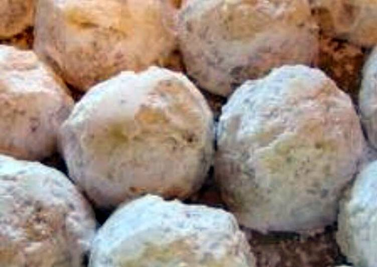 Wedding Cake Cookies Recipe By Cadence808 Cookpad