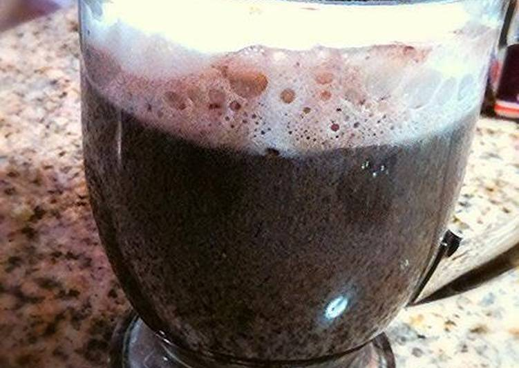 Easiest Way to Make Perfect Spicy hot chocolate