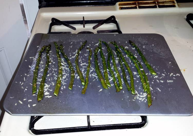 How to Cook Perfect Easy Roasted Asparagus