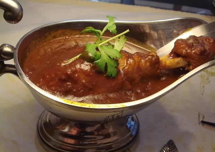 Standard Chicken Curry ★