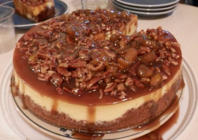 Recipe of Quick Brother Joe's Cheesecake