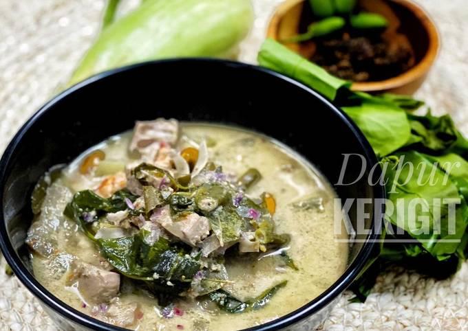 Sayur Gulai Pliek Aceh
