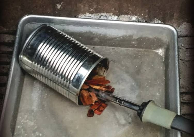 The MacGyver Cold Smoker