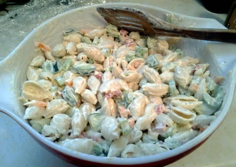Amazing Macaroni Salad