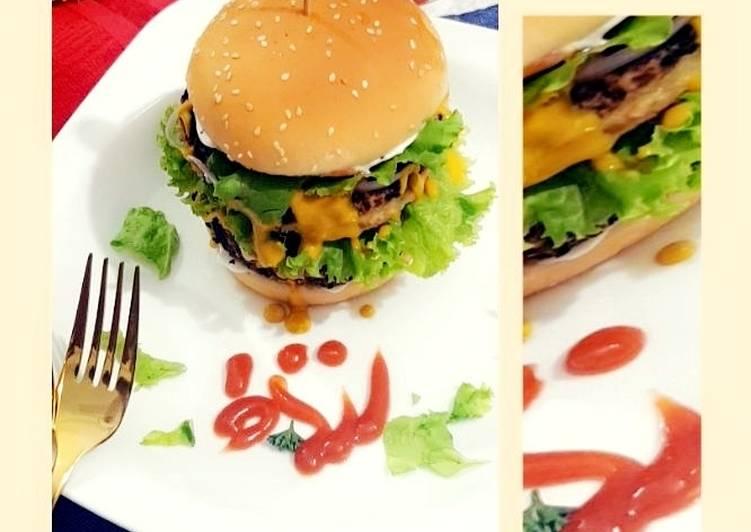 Chicken Juicy Burger