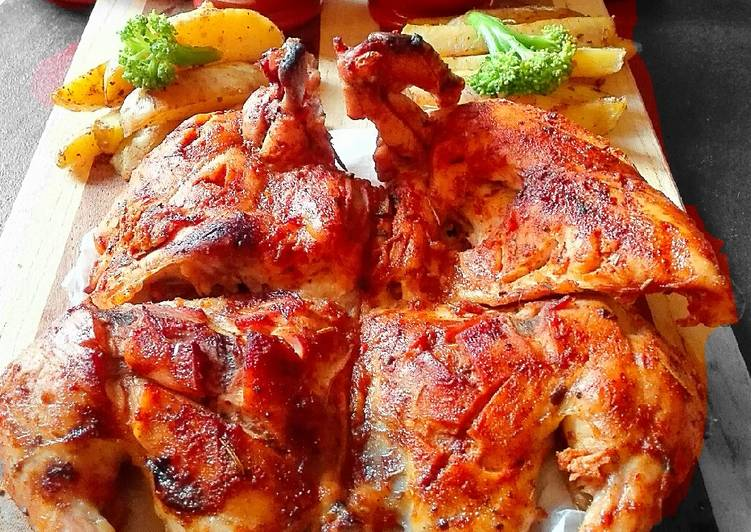 Recipe of Favorite Peri Peri Chicken