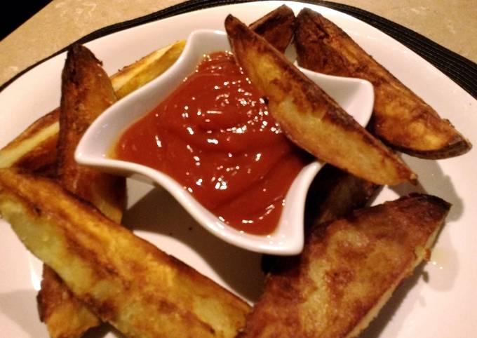 Easy Stovetop Steak Fries