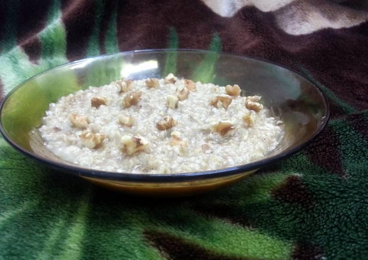 Easiest Way to Prepare Favorite cinnabon oatmeal
