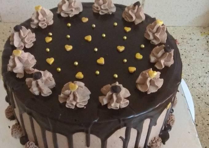 Recipe: Delicious Chocolate cake