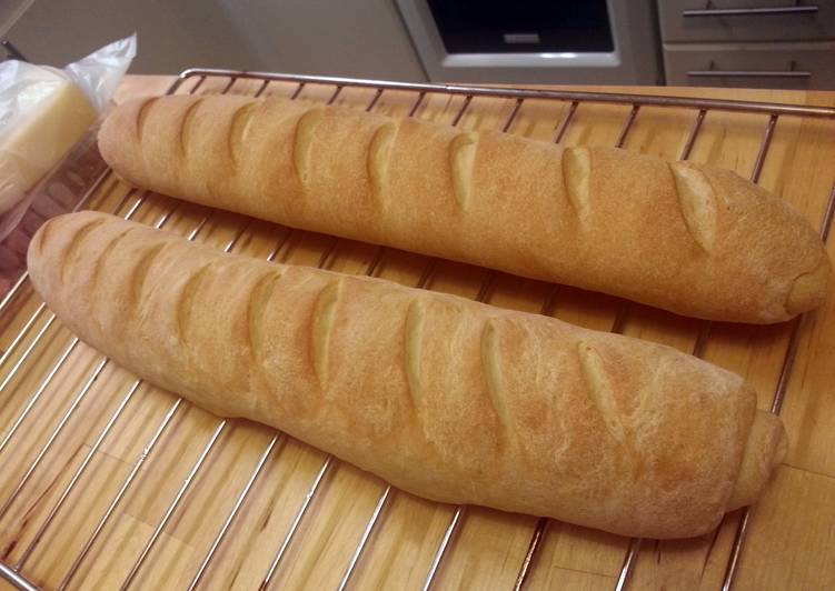 good and easy baguette