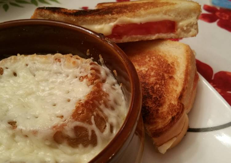 Recipe of Award-winning French Onion Soup