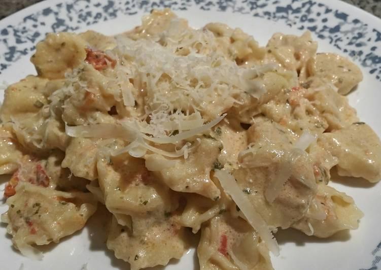 Recipe of Perfect Tortellini al Forni