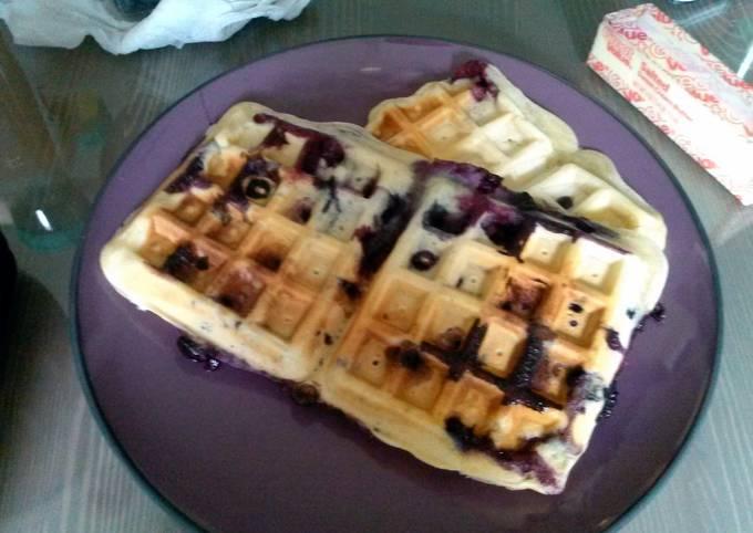 Waffles made easy :)