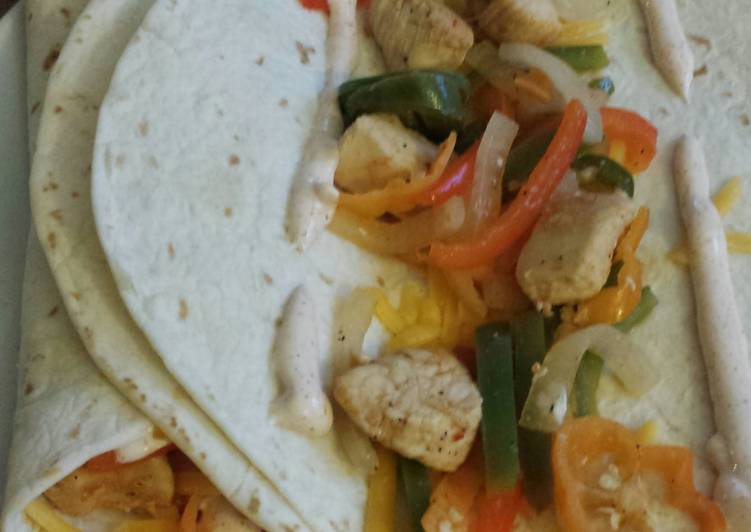 Step-by-Step Guide to Make Perfect Chicken Fajitas