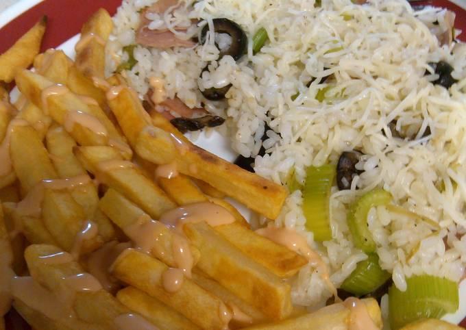 Stewz Cheesy Rice