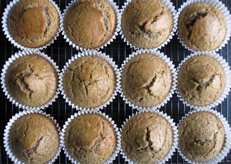 Recipe of Homemade Coffee Cupcakes