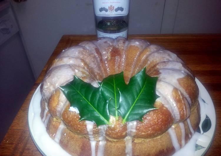 Best Rum Cake