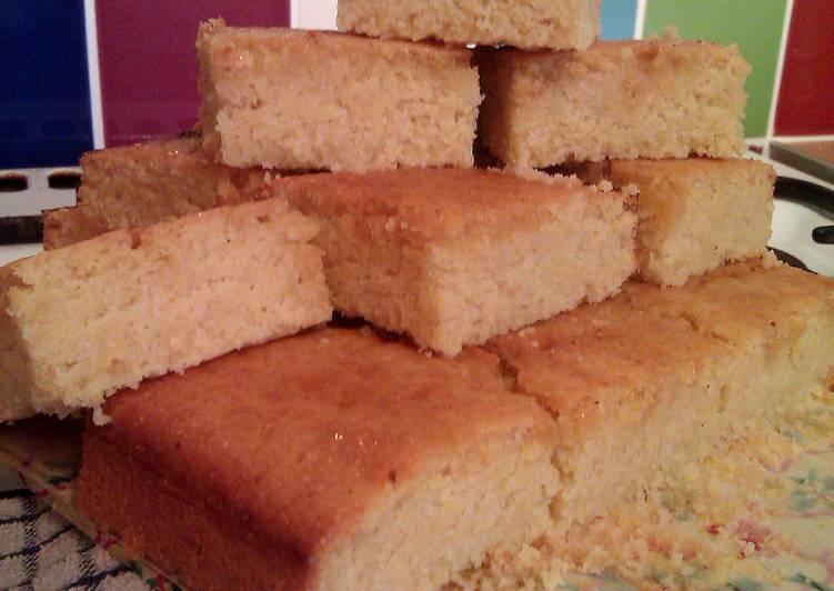 Easiest Way to Cook Yummy Vickys Sweet Cornbread, GF DF EF SF NF