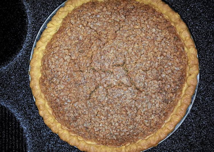 How to Make Award-winning Mama's Pecan Pie