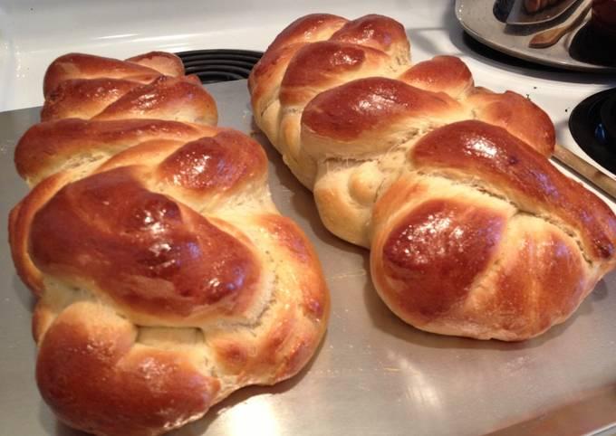 Recipe: Appetizing Challah Bread