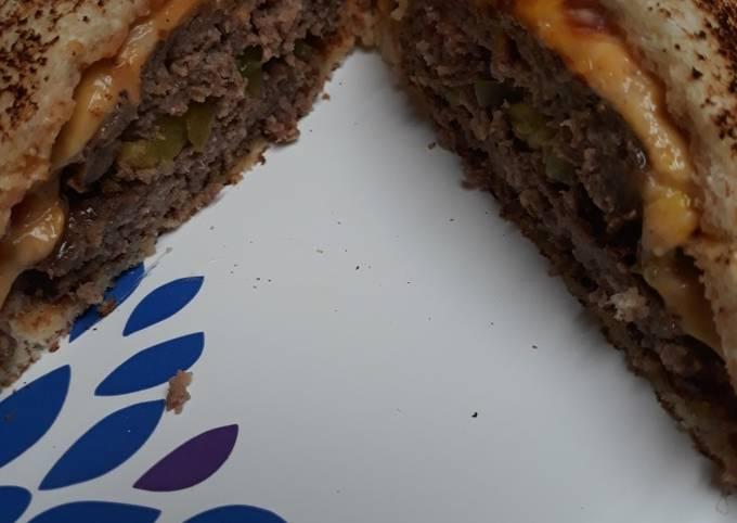 The Burgers I Relish
