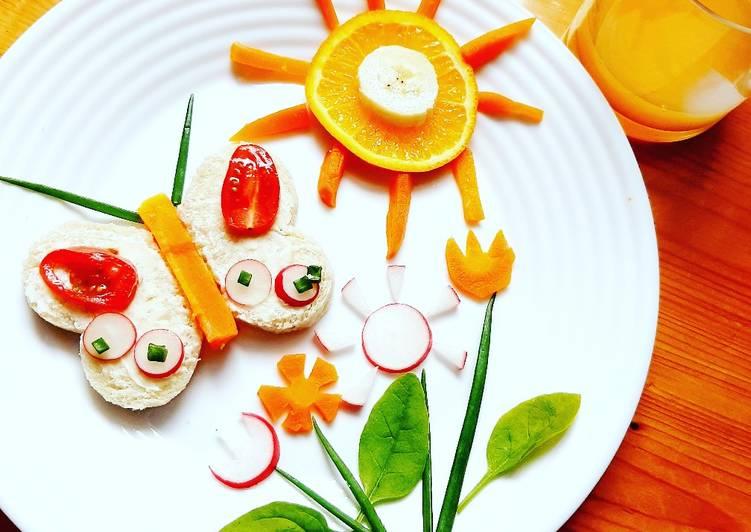 Śniadanko na Dzień Dziecka