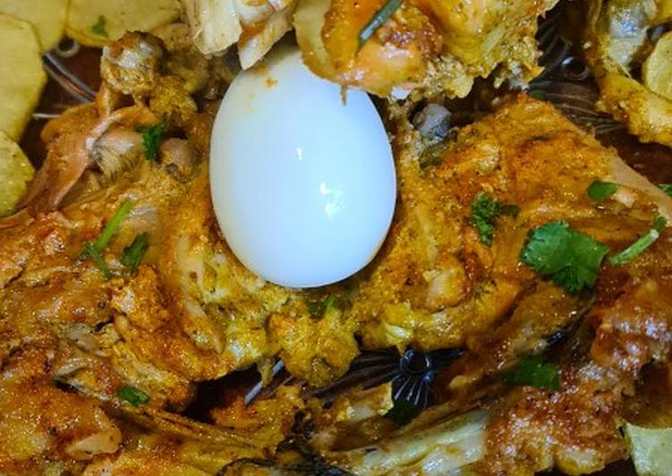 25 Minute Recipe of Any Night Of The Week Lahori chargha