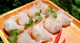Hình ảnh món Há Cảo Tôm Thịt - Har Gow (Dim Sum Dumplings)