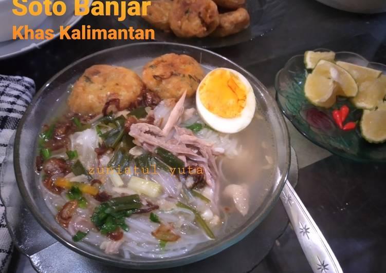 Soto Banjar Khas Kalimantan