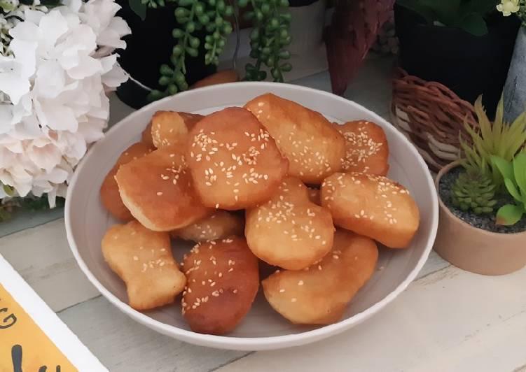 Roti Goreng (Odading)