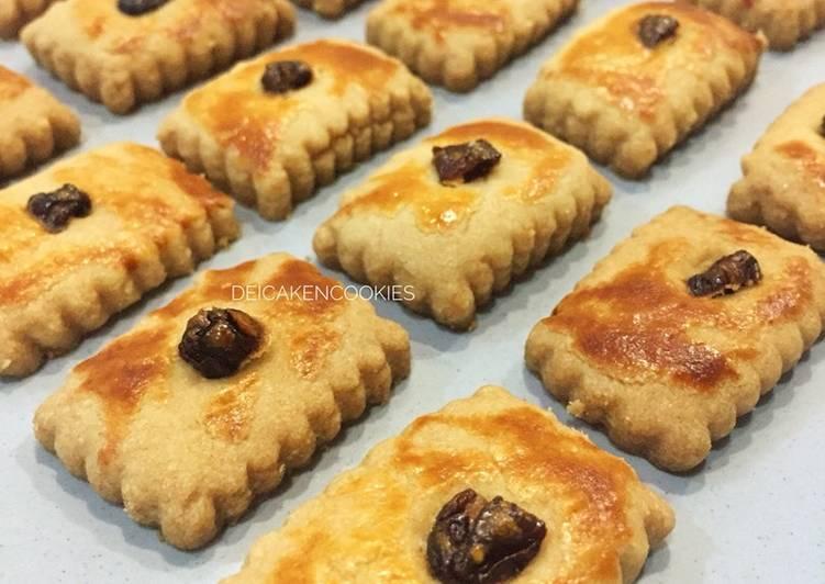 Simple Peanut Cookies