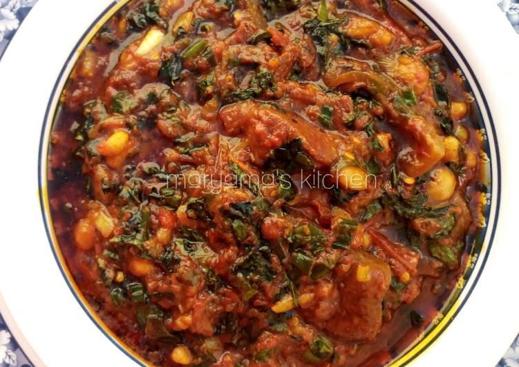 Easiest Way to Make Ultimate Miyar zogale (moringa soup)
