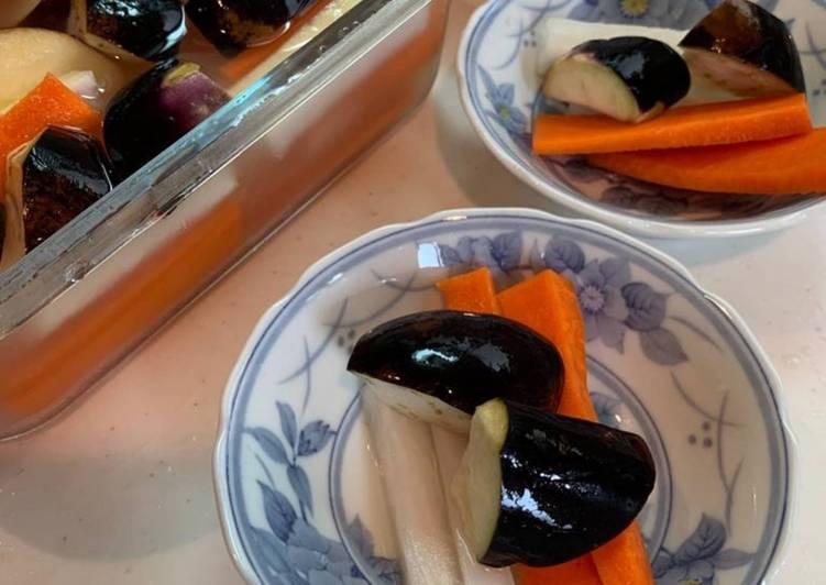 Cara Membuat Kimchi Air (Nabak Kimchi) yang Kaya akan Probiotik