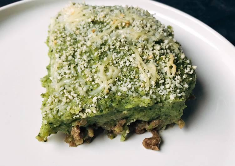 Hachis brocolis  aussi sur Instagram @stl_cuisine