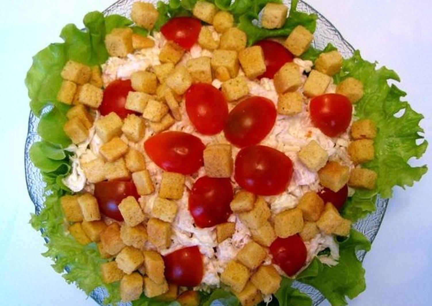 связи салат коррида пошаговый рецепт с фото животные