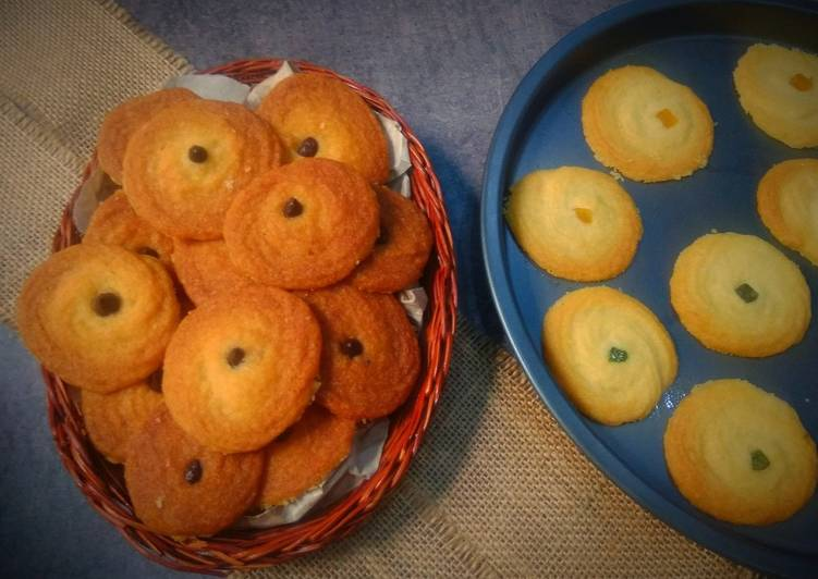 Hint to Prepare Lovely Butter cookies