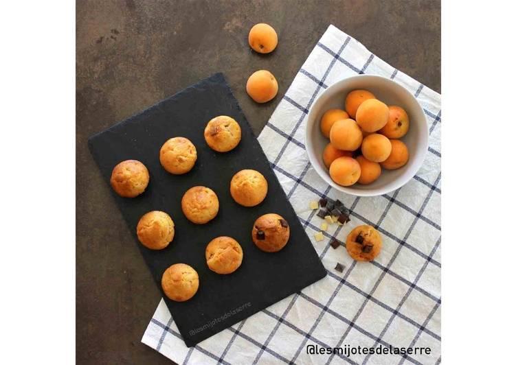 Façon la plus simple Préparer Appétissant Muffins abricots