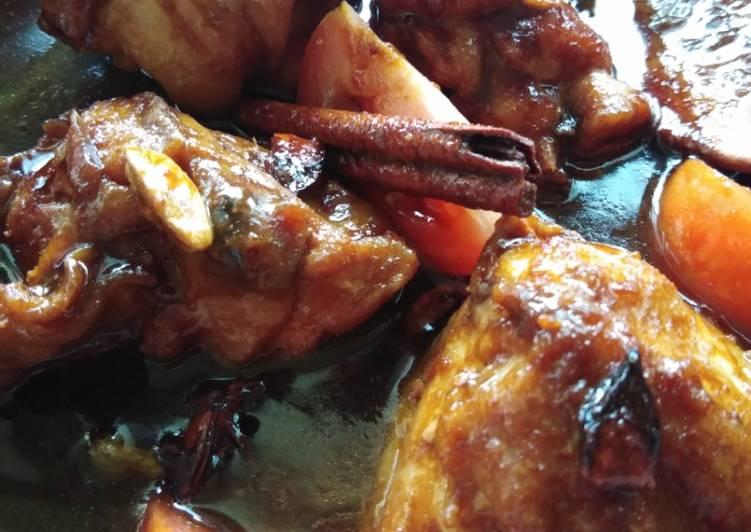 Ayam Kicap Berempah - velavinkabakery.com