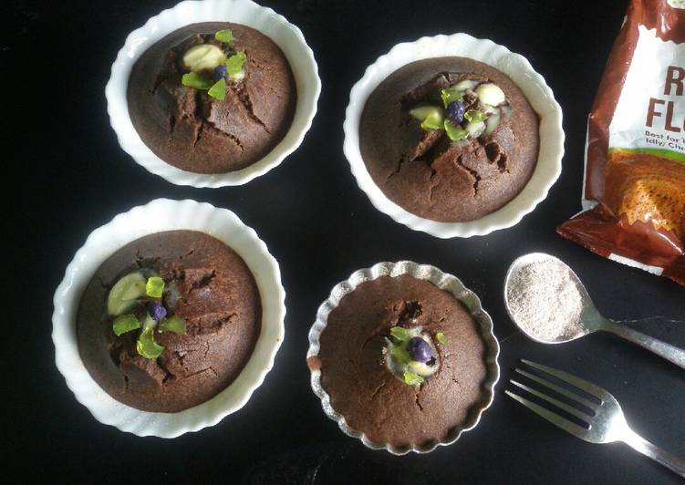 Ragi bowl cake