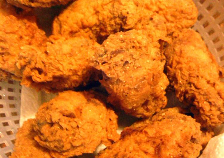Sunshines fried chicken wings