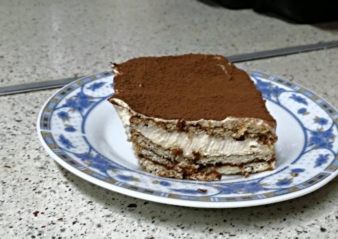 "Recipe: Delicious (Coco special) tiramisu recipe ""easy&tasty"""