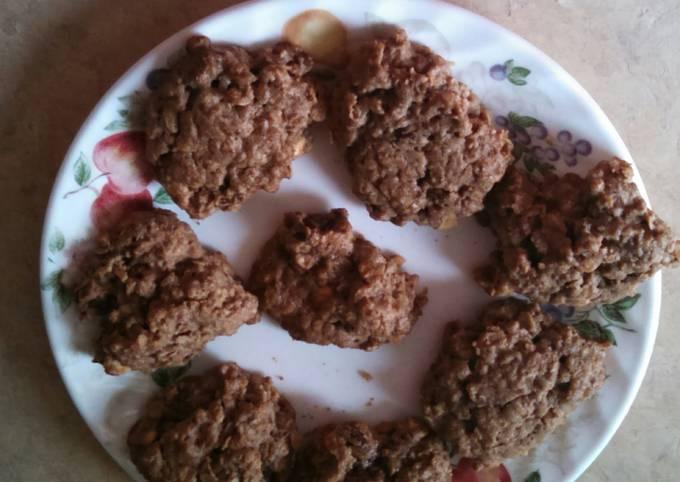 Secret to Make Really Good Chocolate peanut butter oatmeal raisin cookies