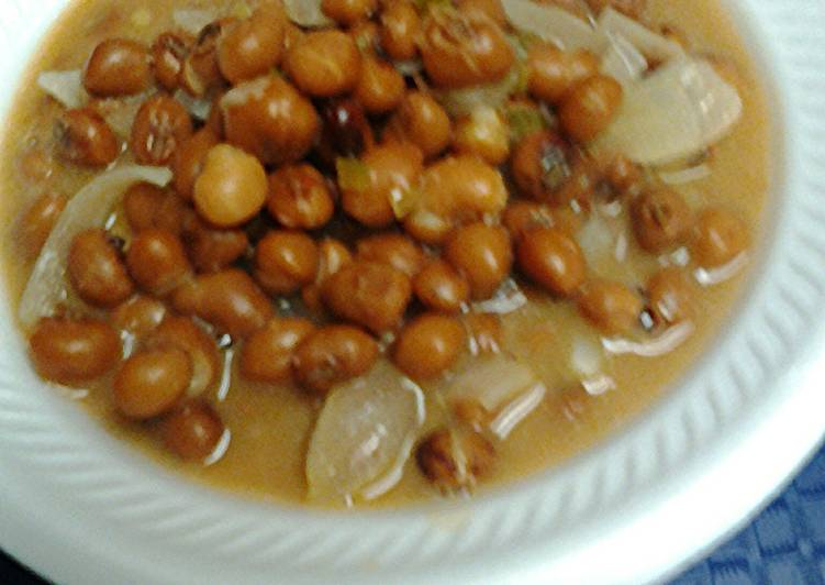 Vegetarian crowder peas